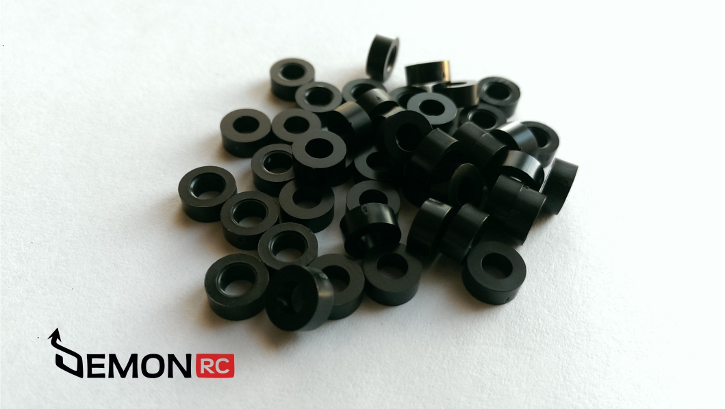 DemonRC – NOX5 3mm Round Spacer