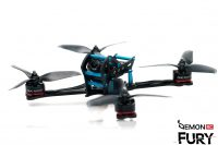 DemonRC Fury - Racing Acro FPV Frame Ultra light Quadcopter 6f