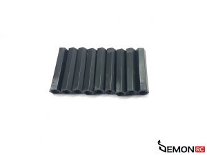 DemonRC Fury 2X - 20 mm Hex Nylon Spacers