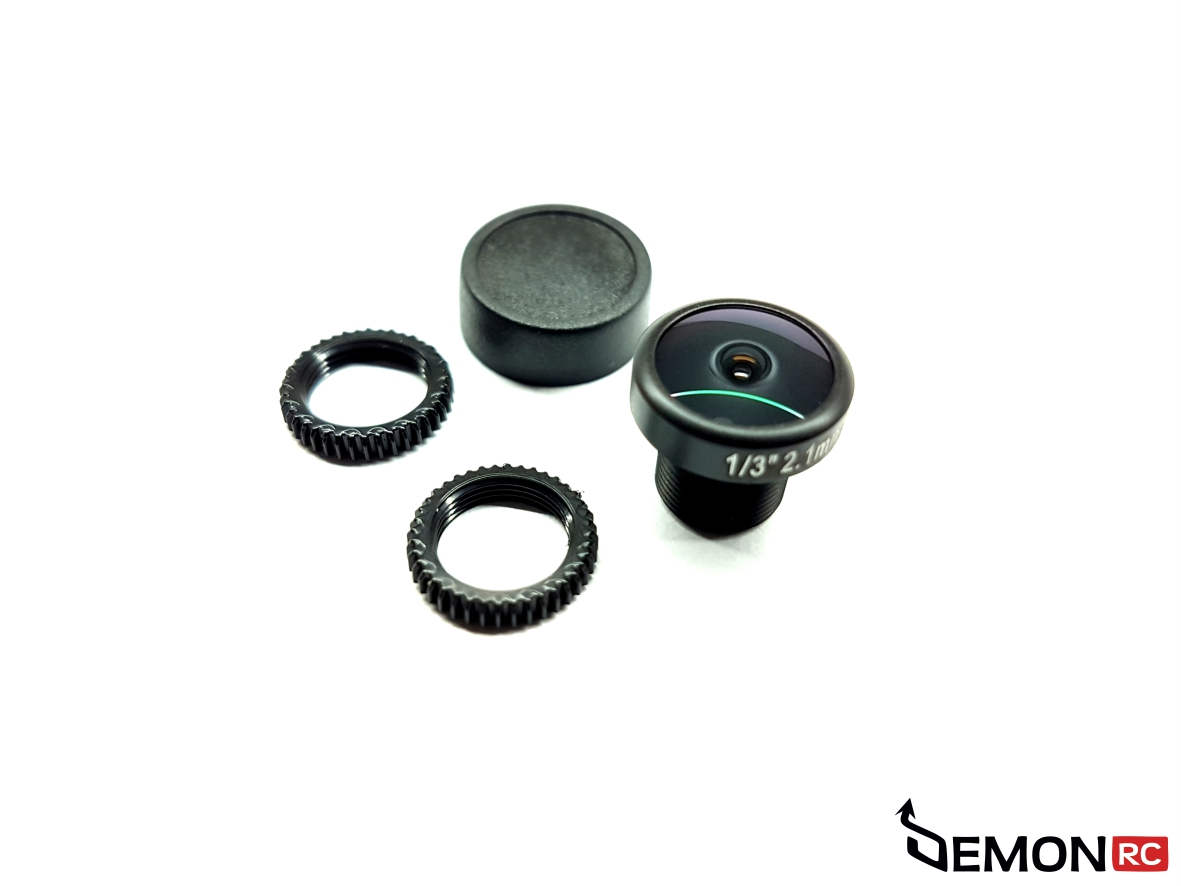Runcam Micro Swift 2 BLACK LENS KIT