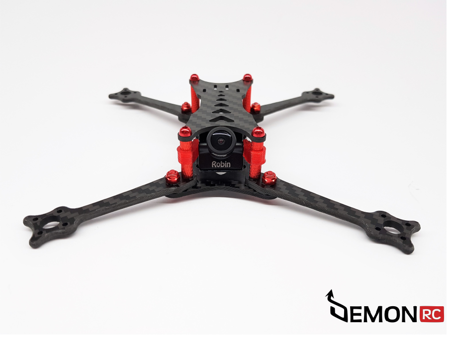 DemonRC LEGIT 4X Lite – The lightest 4 inch FPV Racer