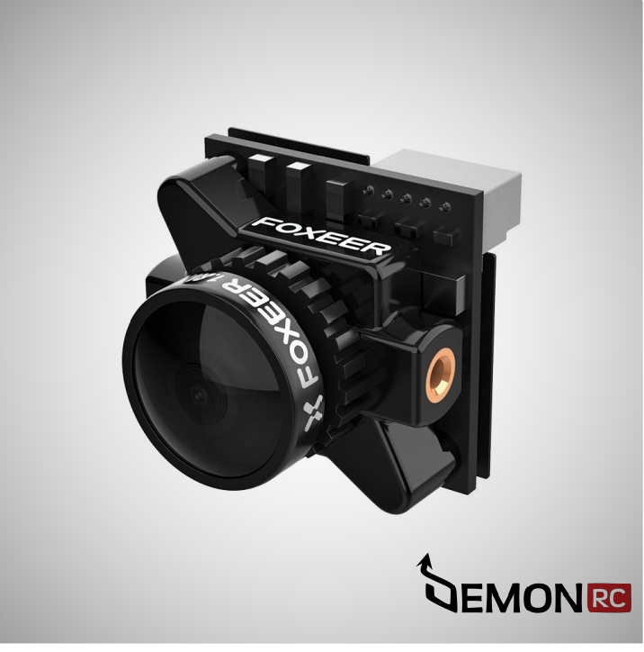 DemonRC Foxeer Falkor Micro Black 1_8 mm Lens