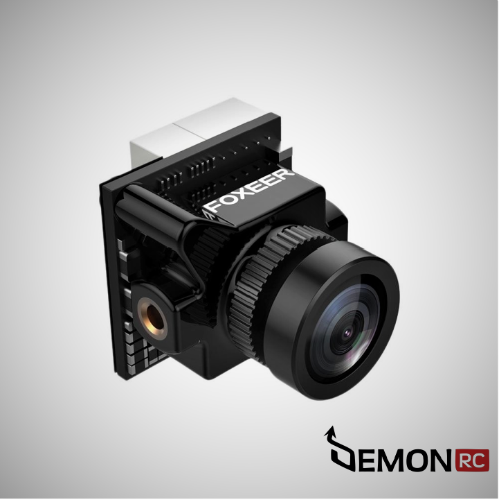 DemonRC Foxeer Predator Micro V3 Black 1_8 mm Lens