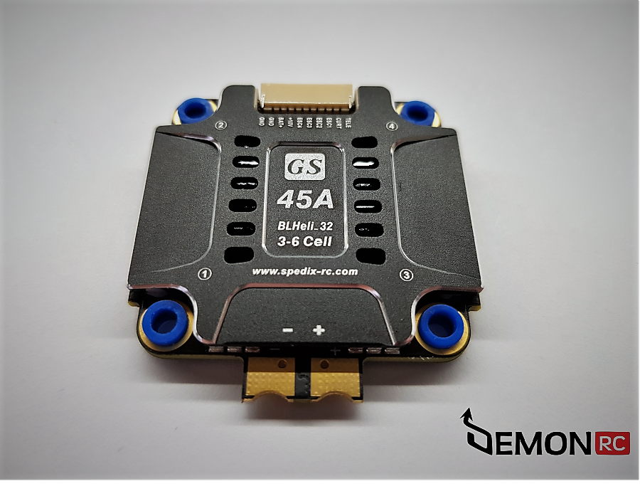 DemonRC Spedix GS45A 4in1 ESC_2